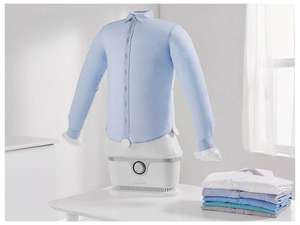 Repasse chemises, chemisiers, t-shirts et pulls. Cleanmaxx - 1800W