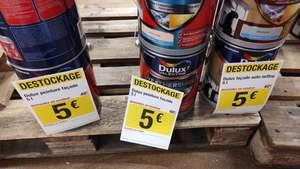 Sélection de Pots de peinture Dulux façade en promotion - Brico dépôt a Blois (41)