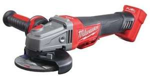Meuleuse d'angle Milwaukee M18CAG115XPDB-0; 18 V (sans batterie, ni chargeur)