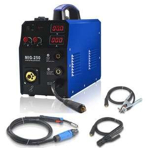 Poste à souder MIG 250 TIG GAZ No GAZ