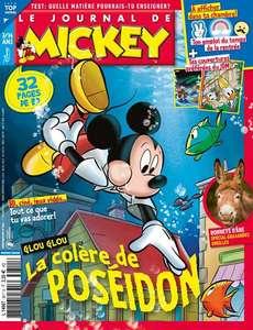 Abonnement de 7 Mois Le Journal de Mickey (30 numéros)