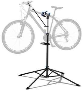 Porte-vélo d'atelier Crivit pivotant à 360° avec hauteur réglable
