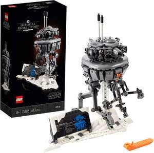 Sélection de Lego en promotion - Ex: Lego Star Wars 75306 - Droïde sonde impérial