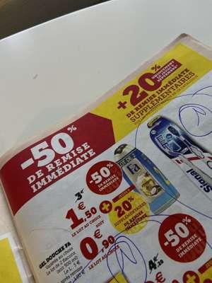 20% de réduction supplémentaires sur les produits beauté du catalogue