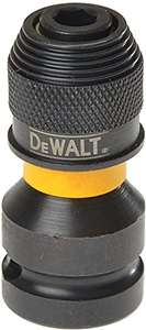 """Adaptateur DeWalt Impact 1/2 x 1/4"""" DT7508QZ"""