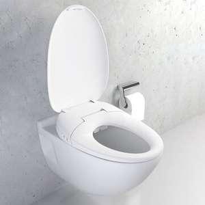 Abattant de toilette lavant Xiaomi connecté - fonction rinçage et séchage - TVA incluse (Entrepôt Tchéquie)
