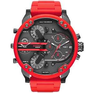 Montre chronographe Diesel Mr Daddy 2.0 DZ7370 - rouge