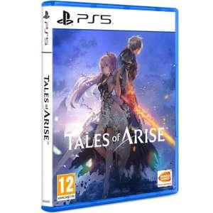[Précommande] Tales of Arise sur PS5 & Xbox Series (42,99€ avec RAKUTEN7) + 1,50€ de Rakuten Points