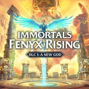 Sélection de contenus additionnels Immortals Fenyx Rising en promotion - Ex: DLC Un nouveau dieu sur PS4/PS5 (Dématérialisé)