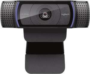 Webcam HD Logitech C920s - 1080p, 30 ips