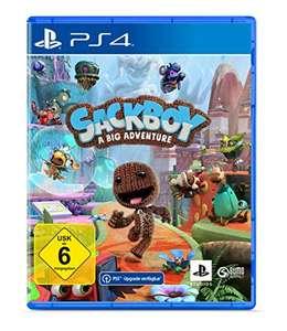 Sackboy: A Big Adventure sur PS4 (mise à niveau gratuite vers PS5)
