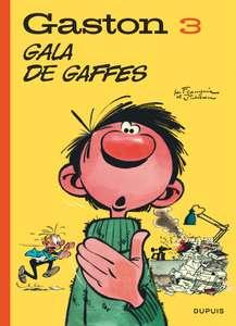 [BD Été 2021] Sélection de bandes dessinées en promotion à 3€ - Ex : Gaston Lagaffe Gala de Gaffes (Tome 3)