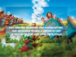 Un billet enfant offert pour un billet adulte acheté pour le parc d'attractions Bagatelle - Merlimont (62) - ParcBagatelle.com