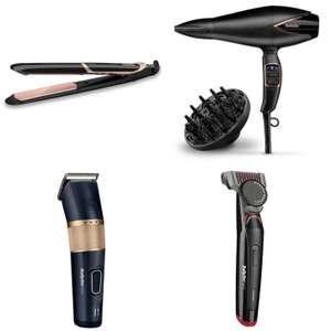 Sélection de lisseur, sèche-cheveux, tondeuses barbe & cheveux BaByliss à 5€ - Mordelles (35)