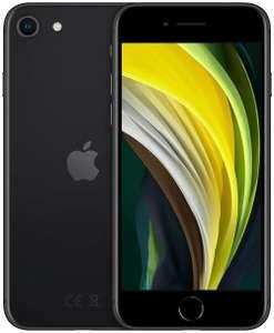 "Smartphone 4.7"" Apple iPhone SE 2020 - HD+ Retina, A13, 3 Go de RAM, 64 Go, noir (+ 22.7€ en Rakuten Points)"