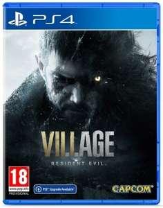 Resident Evil 8: Village sur PS4