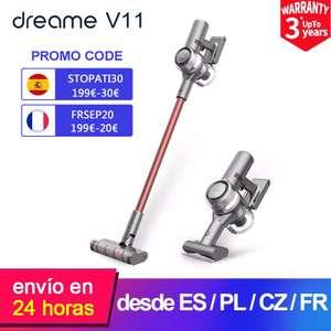 Aspirateur balai Dreame V11 - entrepôt ES (197.58€ via code FRSEP20)