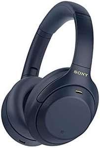 Casque audio sans-fil à réduction de bruit active Sony WH-1000XM4 - Bleu nuit