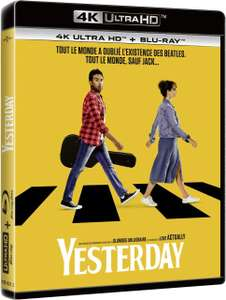 Yesterday [4K Ultra HD + Blu-Ray]