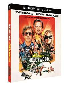 Blu-ray 4K Once Upon a Time… in Hollywood