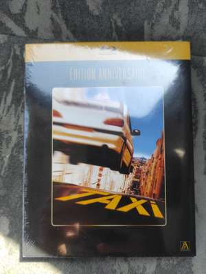 Blu-ray Taxi Édition Anniversaire