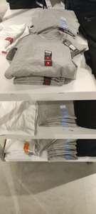 T-shirt Gris Col Rond - Belle Épine Thiais (94)