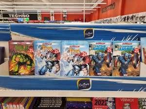 Sélection de bandes dessinées Marvel Adventures à 2.99€ - National