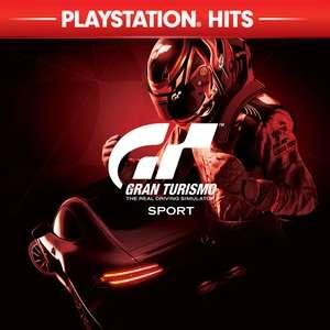 Gran Turismo Sport sur PS4 (Dématérialisé)
