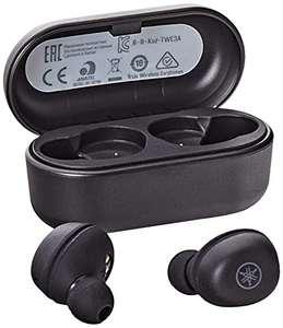 Écouteurs intra-auriculaires sans-fil Yamaha TW-E3A - Noir