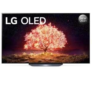 "TV OLED 65"" LG OLED65B13 (2021) - 4K UHD, 100 Hz, HDR 10 Pro / HLG, Dolby Vision IQ, Smart TV"