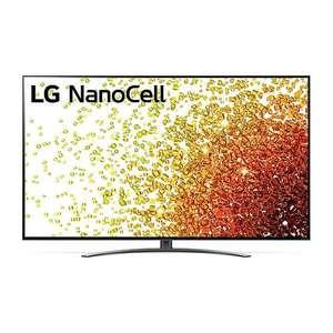 "TV 55"" LG NanoCell 55NANO916 - 4K UHD, HDR, LED, 100 Hz, Smart TV (via ODR 100€)"