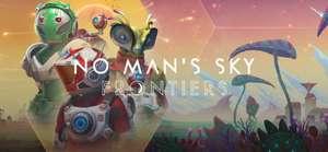 Sélection de contenus offerts sur No Man's Sky en visionnant des streams (Dématérialisés)