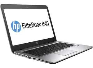 """PC portable 14"""" HP EliteBook 840 G3 i5 8 Go RAM 256 Go SSD 14"""" - Occasion, Grade A"""
