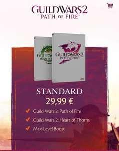 Extensions Guild Wars 2: Path of Fire & Heart of Thorns Standard Edition sur PC (Dématérialisés)