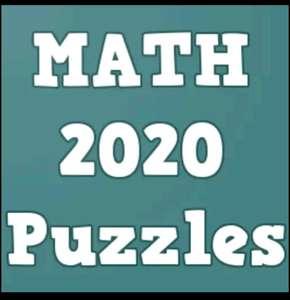 New Math Puzzles for Geniuses 2021 sur Android (Sans Publicité)
