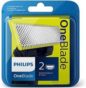 Lot de 2 lames Phillips One Blade QP230/50