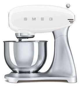 Robot pâtissier SMEG SMF02WHEU - blanc