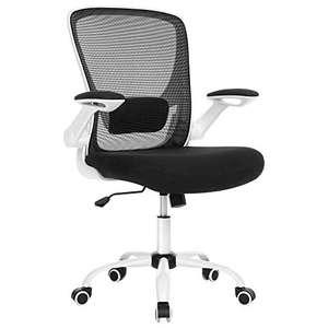 Chaise bureau ergonomique Songmics OBN37WT - noir (vendeur tiers)