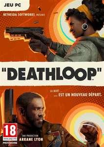 [CDÀV - pré-commande] Deathloop sur PC (+ 10€ sur le compte-fidélité)