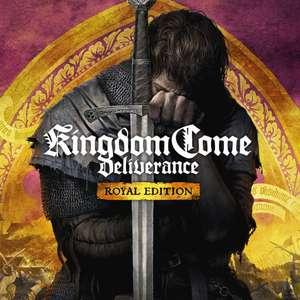 [Gold] Kingdom Come Deliverance - Royal Edition: Jeu de base + DLCs sur Xbox One & Series (Dématérialisé)