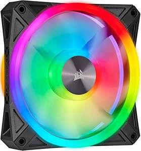 Ventilateur PC Corsair iCUE QL120 RGB LED RGB PWM - 120 mm