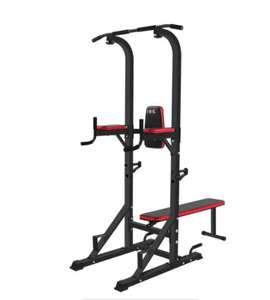 Chaise romaine de Musculation Ise (Vendeur Tiers)