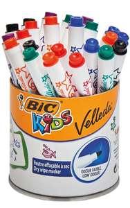 Pot de 24 Feutres BIC Kids Mini Velleda