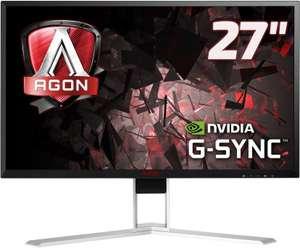 "Ecran PC 27"" AOC Agon AG271QG - QHD, IPS, 4ms,165 Hz, G-Sync (Frontaliers Suisse)"