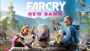 Far Cry New Dawn sur PS4 - Noyelles Godault (62) / Saint Genis Laval (69)