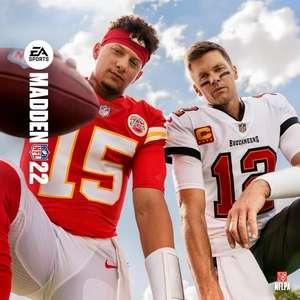 Madden NFL 22 jouable gratuitement sur toutes les plateformes du 9 au 13 septembre (dématérialisé)