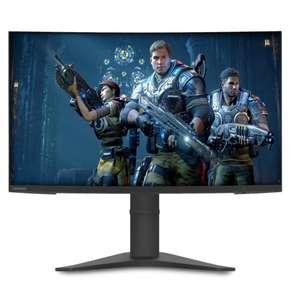 "Écran PC 27"" Lenovo G27C-10 - Full HD WLED, 165 Hz, Dalle VA, Incurvé, 4 ms, FreeSync, Pied réglable (via 70€ ODR)"