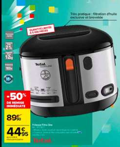 Friteuse Tefal Filtra One FF175D71
