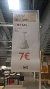 Lampe à suspension Hektar 47cm - Ardon (45)
