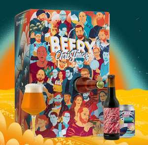 [Précommande] Calendrier de l'avent Beery Christmas